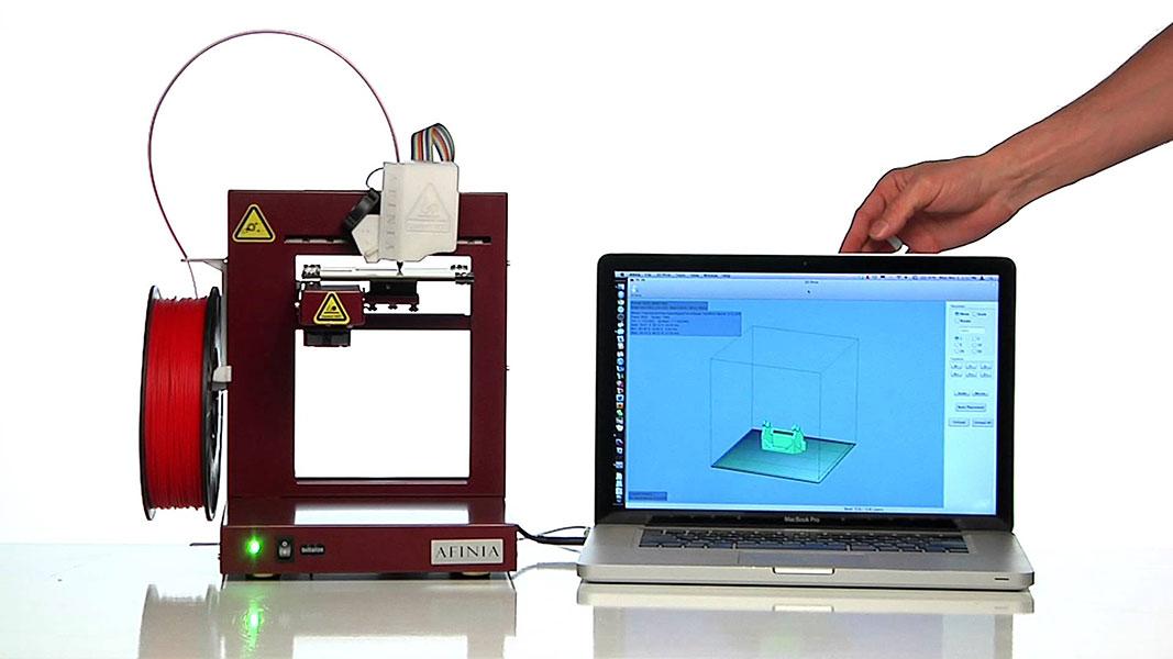 imprimante 3D Afinia H 480 4