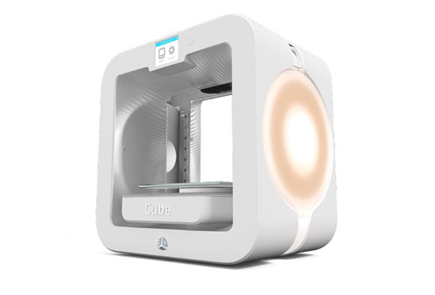 imprimante 3D 3D Systems Cube 1