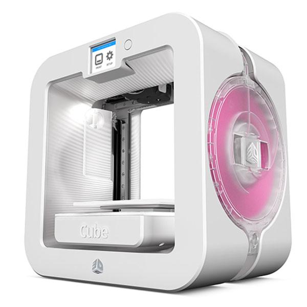 imprimante 3D 3D Systems Cube 2