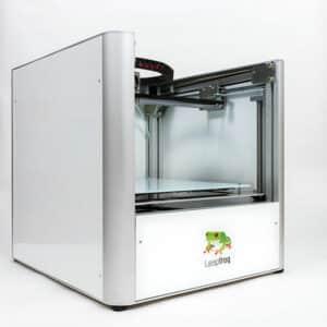 imprimante 3D Leapfrog Creatr simple Extruder perspective