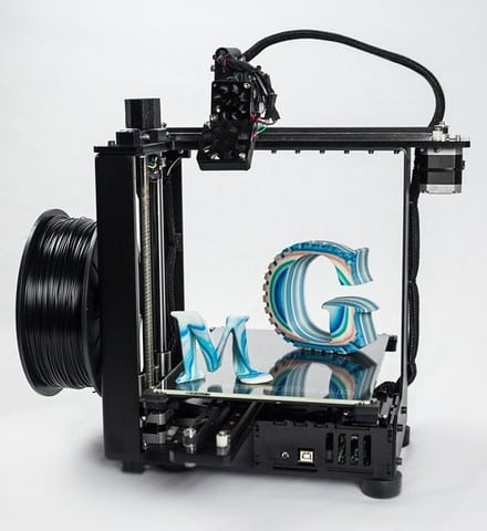 M2 (Kit) MakerGear - Imprimantes 3D