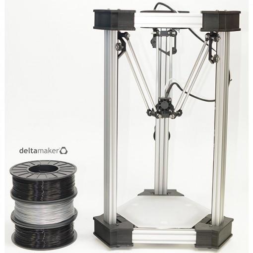 DeltaMaker 3D Printer DeltaMaker - Imprimantes 3D