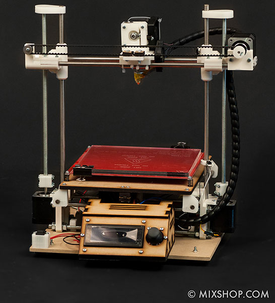 Mix G1 Plus (Kit) Mixshop  - Imprimantes 3D