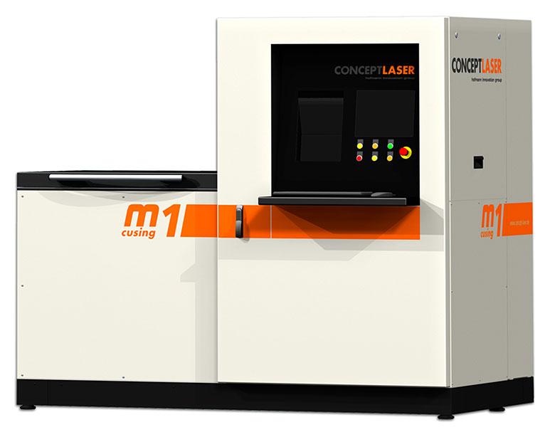 M1 cusing Concept Laser  - Imprimantes 3D