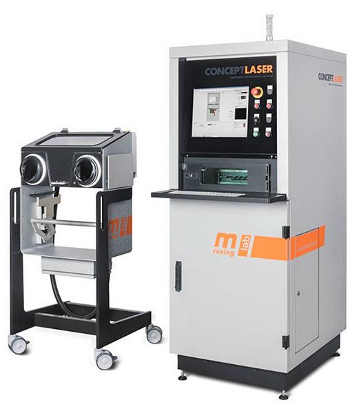 Mlab cusing R Concept Laser  - Imprimantes 3D