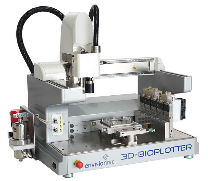 3D-Bioplotter Developer Series