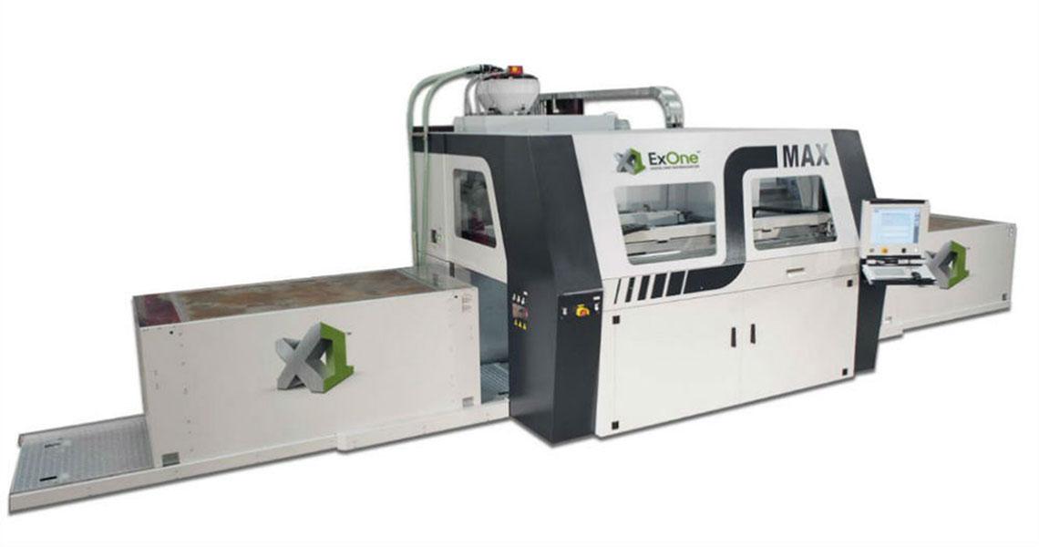 S-Max ExOne - Imprimantes 3D