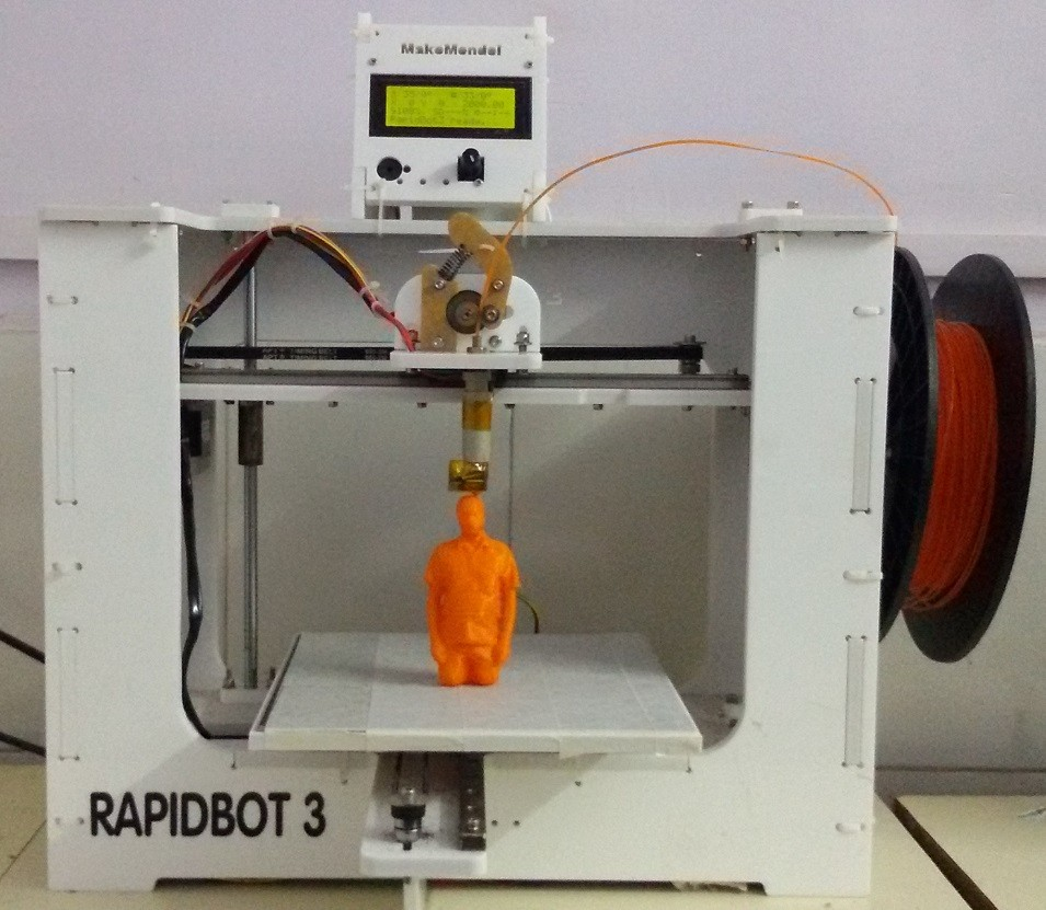 RapidBot 3.0 (Kit) MakeMendel - Imprimantes 3D