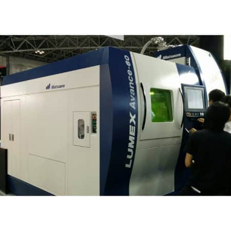 LUMEX Avance-60 Matsuura  - Céramique, Fabrication hybride, Grand format, Métal