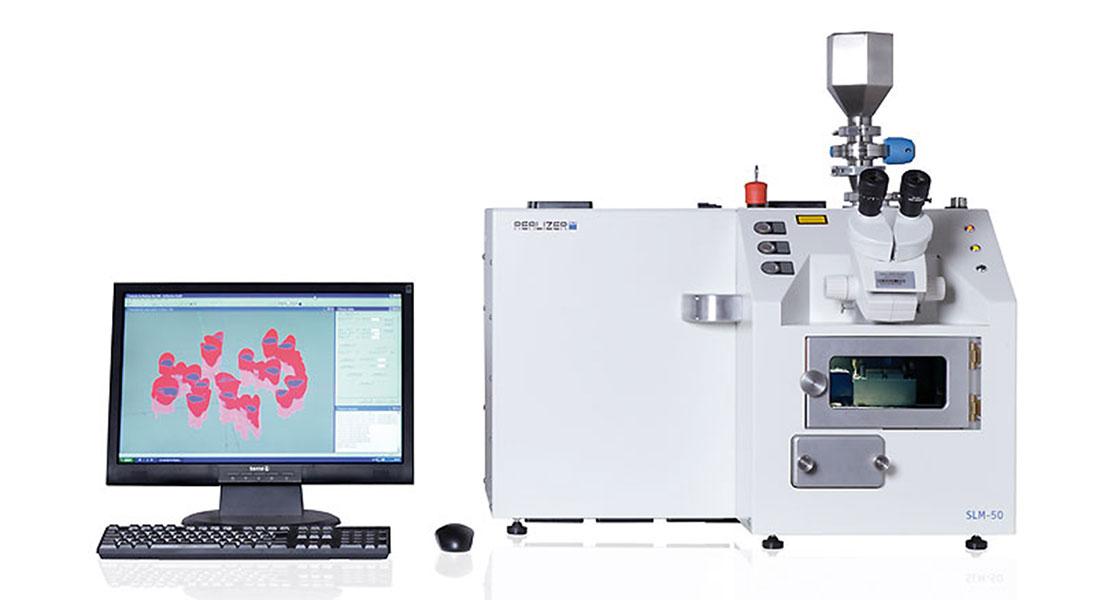 SLM 50  ReaLizer  - Imprimantes 3D