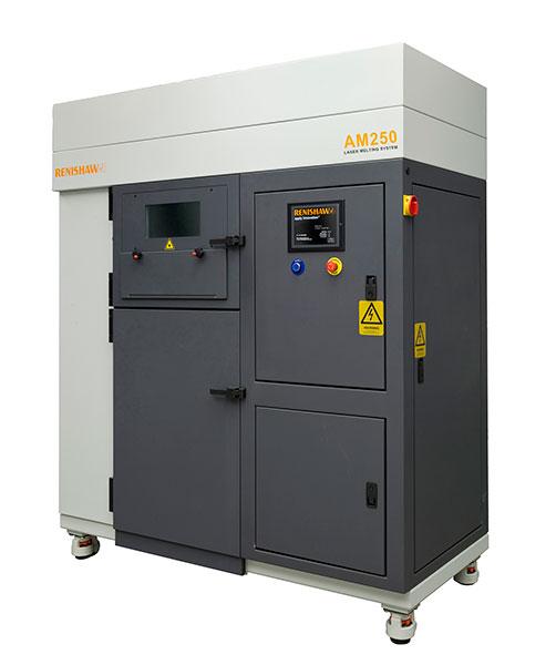 AM250 Renishaw  - Imprimantes 3D
