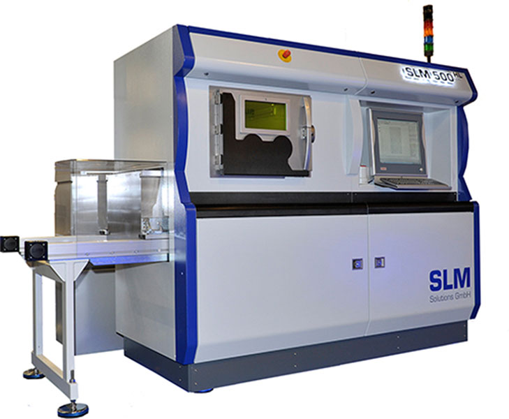 SLM 500 SLM Solutions  - Imprimantes 3D