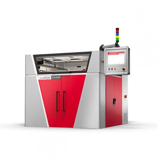 VX1000 voxeljet - Imprimantes 3D