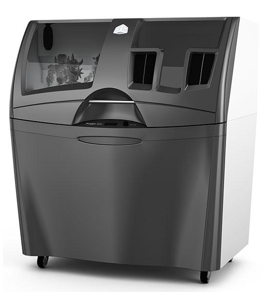 ProJet 360 3D Systems  - Imprimantes 3D