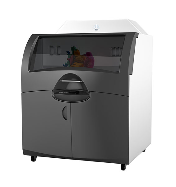 ProJet CJP 860Pro 3D Systems  - Full color, Grand format