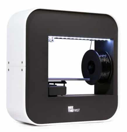 Beethefirst 3D printer Beeverycreative - Imprimantes 3D