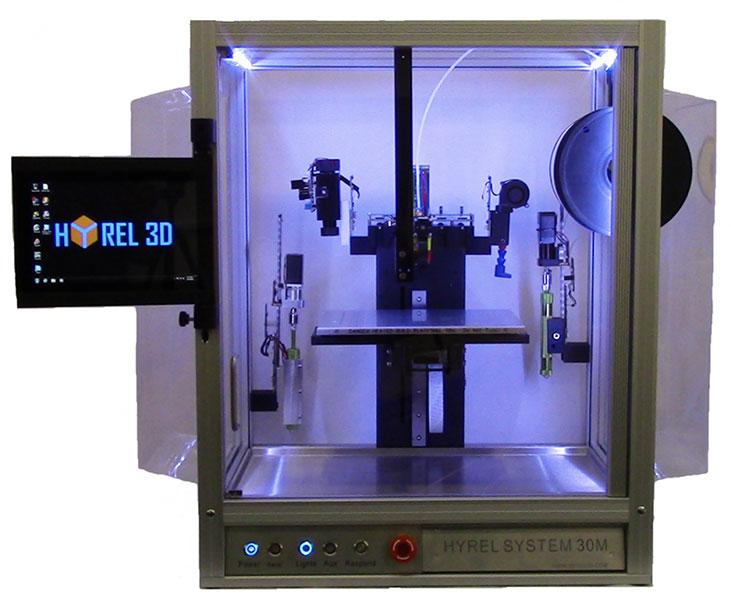System 30 Hyrel 3D - Imprimantes 3D