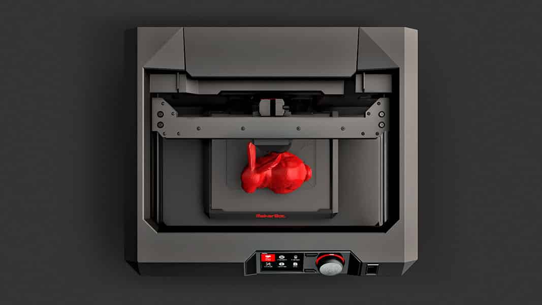 avis makerbot replicator imprimante 3d