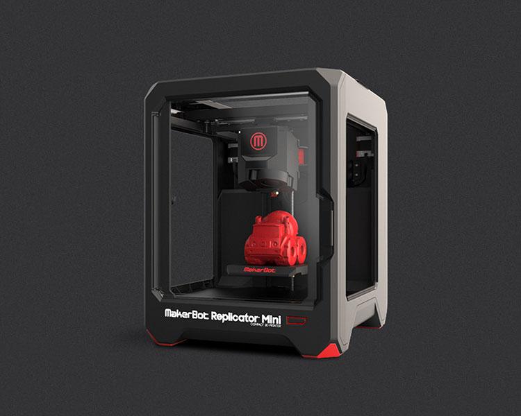 Replicator Mini MakerBot - Imprimantes 3D
