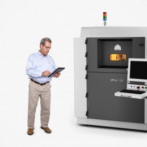sPro 140 Base 3D Systems  - Imprimantes 3D