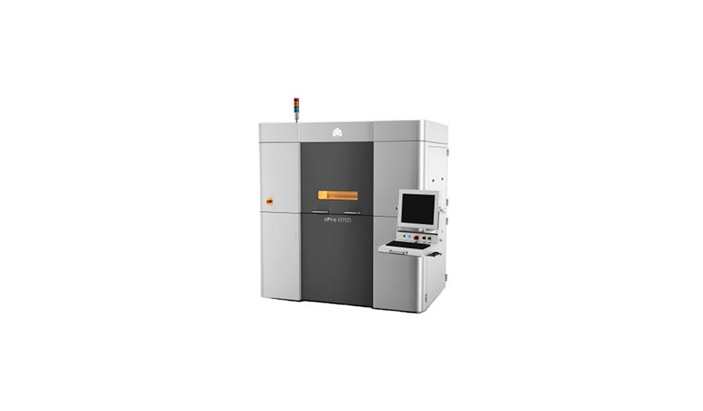 sPro 60 SD 3D Systems  - Grand format, SLS - FR