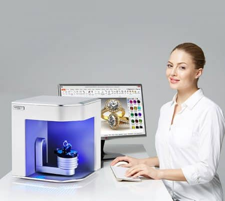 REXCAN DS3 Silver Solutionix - Scanners 3D