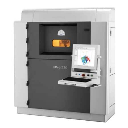 sPro 230 3D Systems  - Grand format, SLS - FR