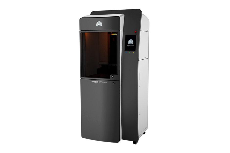 ProJet 6000 HD 3D Systems  - Imprimantes 3D
