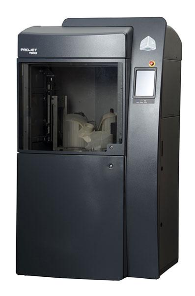 ProJet 7000 HD 3D Systems  - Imprimantes 3D