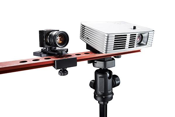 Structured Light Scanner SLS-2 DAVID - Scanners 3D