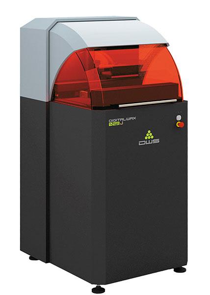 DIGITALWAX 029J HR DWS - Imprimantes 3D