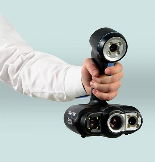 Go!SCAN 50 Creaform - Scanners 3D