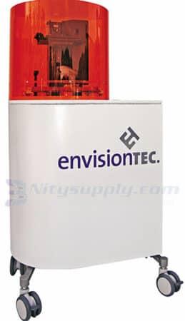 Perfactory 3 DSP EnvisionTEC - Résine