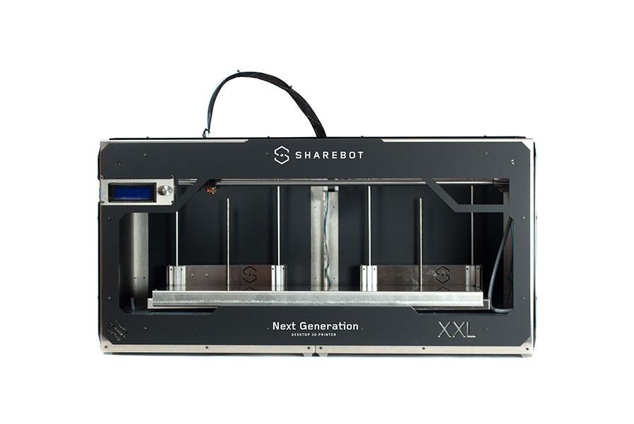 XXL Sharebot - Grand format