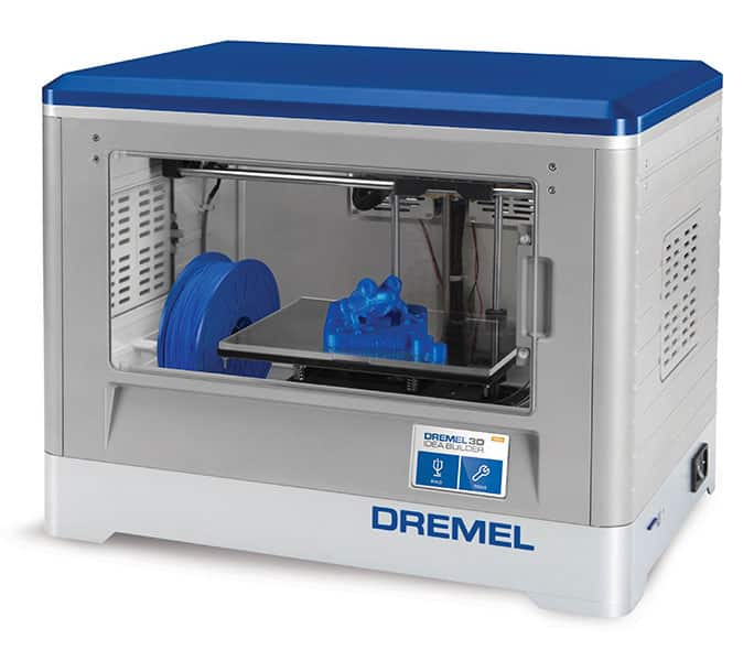 3D Idea Builder 3D20 Dremel - Imprimantes 3D