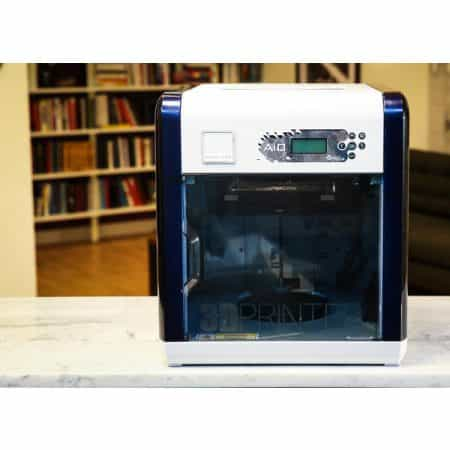 Da Vinci 1.0 AiO XYZprinting - Fabrication hybride