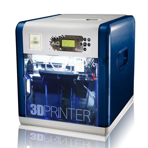 Da Vinci 1.0 AiO XYZprinting - Imprimantes 3D