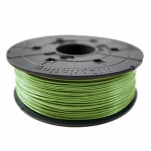 filaments 3D XYZPrinting ABS Plastic Filament Cartridge 1.75 mm Diameter 600g Olivine