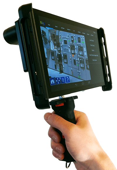 DPI-8 DotProduct - Scanners 3D