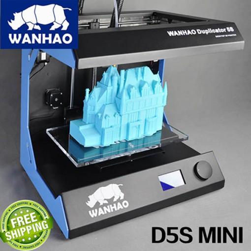 Duplicator D5S Mini Wanhao - Imprimantes 3D