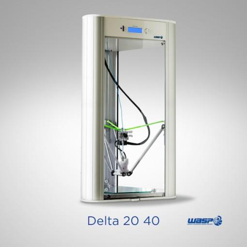 DeltaWASP 20 40 WASP - Imprimantes 3D