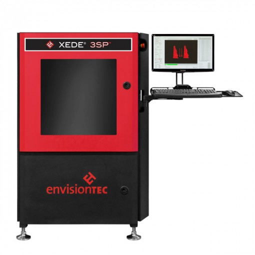 Xede 3SP Ortho EnvisionTEC  - Imprimantes 3D