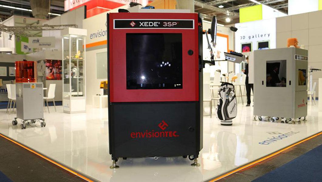 Xede 3SP EnvisionTEC  - Imprimantes 3D