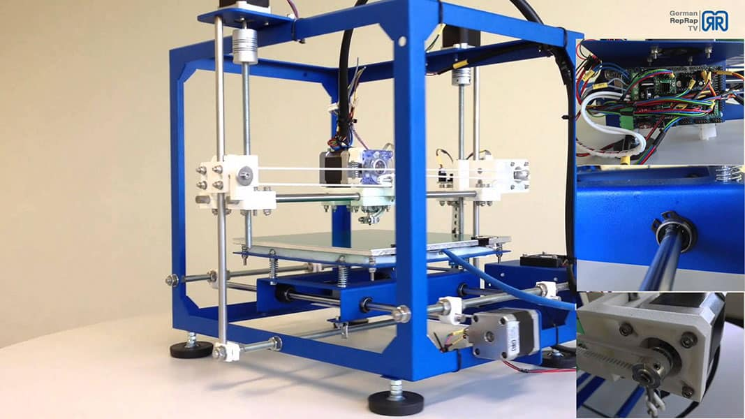 Protos V3 Full Kit German RepRap - Imprimantes 3D