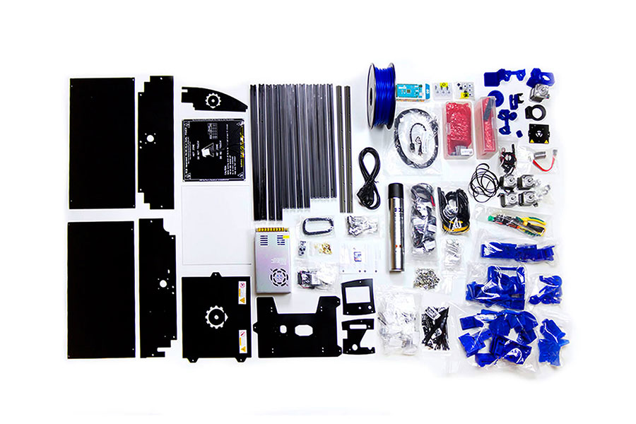 avis bcn3d technologies bcn3d kit imprimante 3d. Black Bedroom Furniture Sets. Home Design Ideas