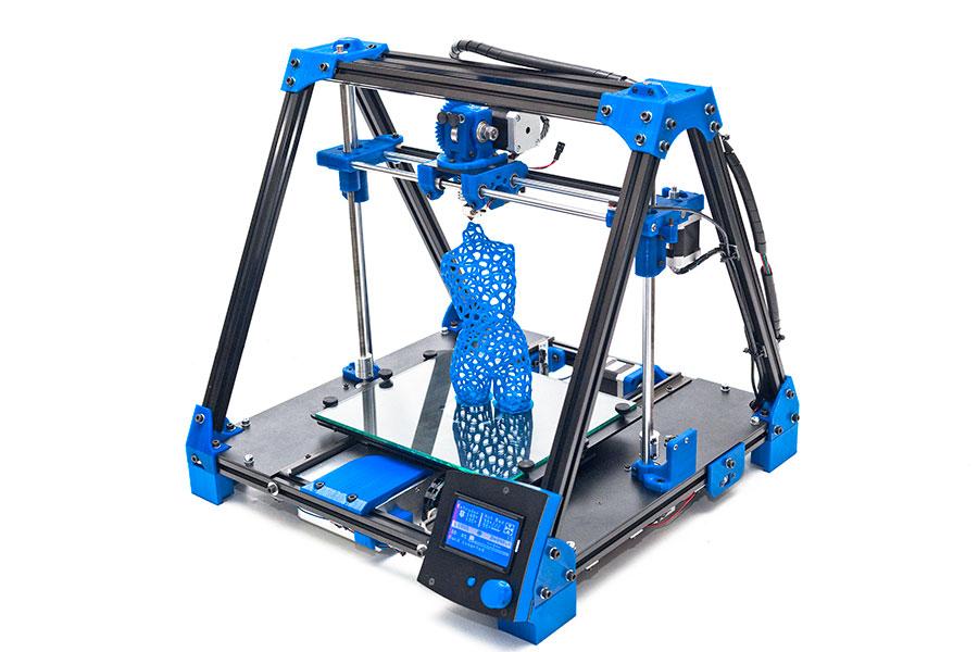 BCN3D+ Dual Extruder (Assembled) BCN3D Technologies - Imprimantes 3D
