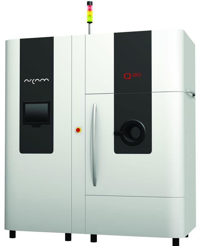 Q20 Arcam  - Imprimantes 3D