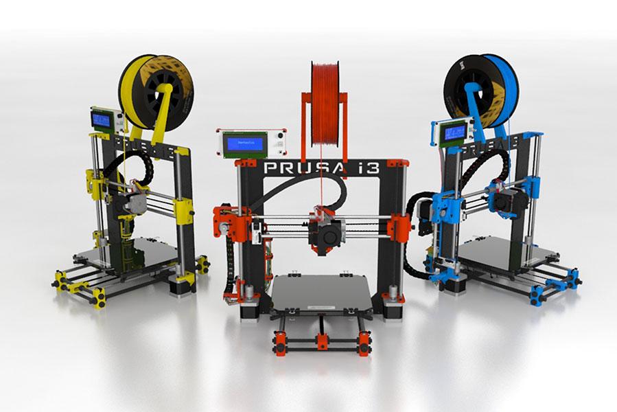 Prusa i3 Hephestos (Kit) BQ - Imprimantes 3D