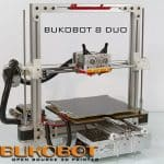 Bukobot 8 v2 Duo Kit (Dual Extruders)