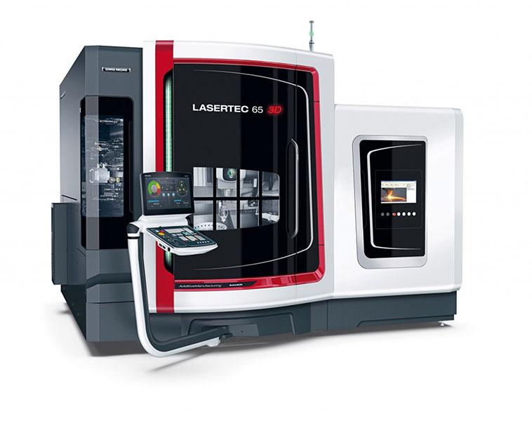 LASERTEC 65 3D DMG Mori - Imprimantes 3D